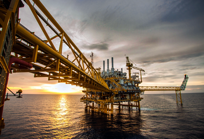 OIL AND GAS LOGISTICS AND TRADING